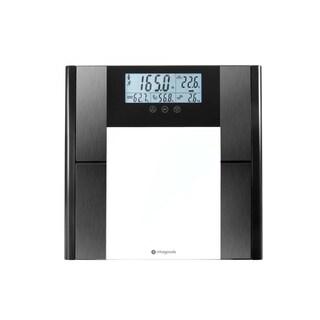 Form Fit Digital Scale and Body Analyzer - 15.87x2.25x14.75