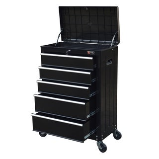 "Excel 22"" Roller Tool Cabinet with 5 Ball Bearing Drawers"