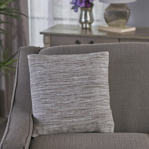 Alena Cotton Pillow by Christopher Knight Home