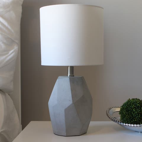 Grey Table Lamps Find Great Lamps Amp Lamp Shades Deals