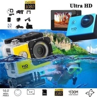 Full HD Waterproof Sports DV Camera Action Camcorder 1080P Car Cam