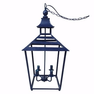 Lantern Styled Chateau Chandelier