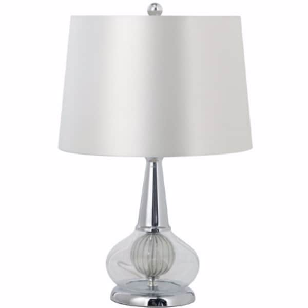 Beautifully Designed Table Lamp With A Center Ball