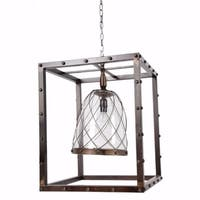 Industry Style Karlin Chandelier