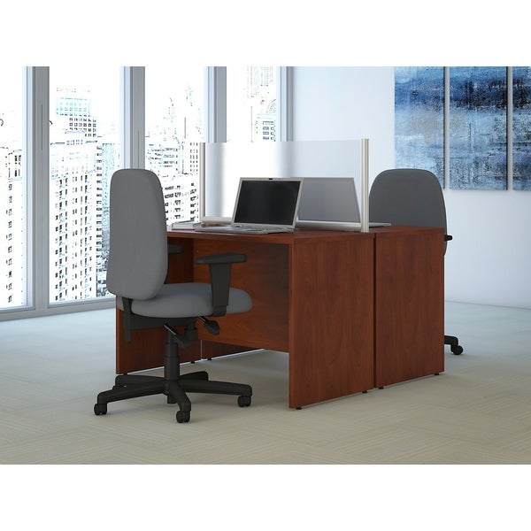 Business Furniture Shop: Shop Bush Business Furniture 48W Desk Divider Privacy