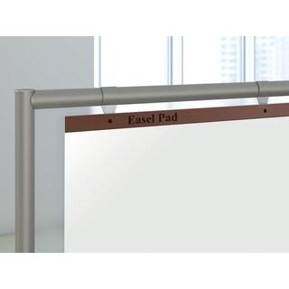 Bush Business Furniture Flip Chart Clips for Freestanding Screens