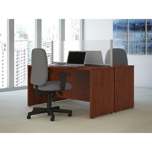 Shop Bush Business Furniture 60w Desk Divider Privacy