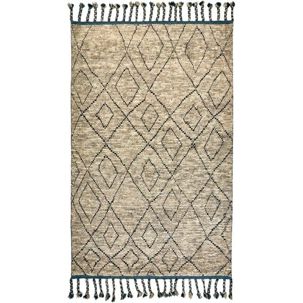 Grand Bazaar Vail Dusk Wool Rug - 2' x 3'