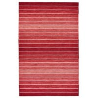 Grand Bazaar Tavana Red Wool Rug - 2' x 3'