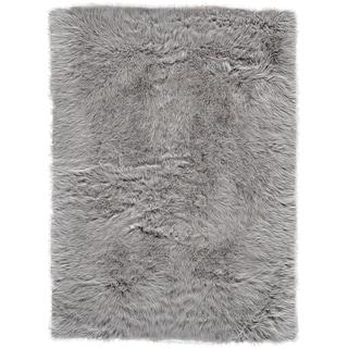 """Grand Bazaar Beringer Gray Wool Rug - 2'3"""" x 3'6"""""""