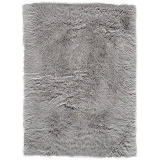 "Grand Bazaar Beringer Gray Wool Rug - 2'3"" x 3'6"""