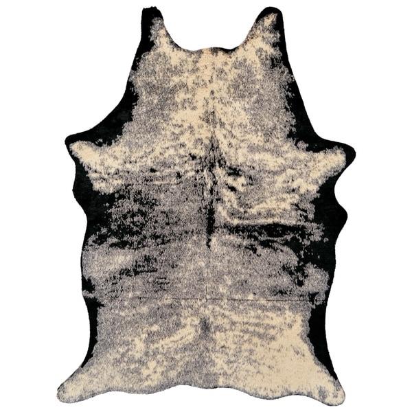 Grand Bazaar Santa Clara Longhorn Wool Rug (5' X 7') - 5' x 7'