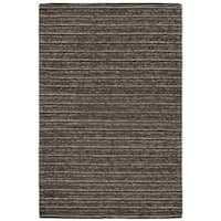 Grand Bazaar Japel Graphite Wool Rug - 9'6 x 13'6