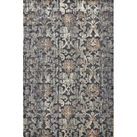 "Grand Bazaar Margaux Granite Area Rug - 9'2"" x 12'2"""
