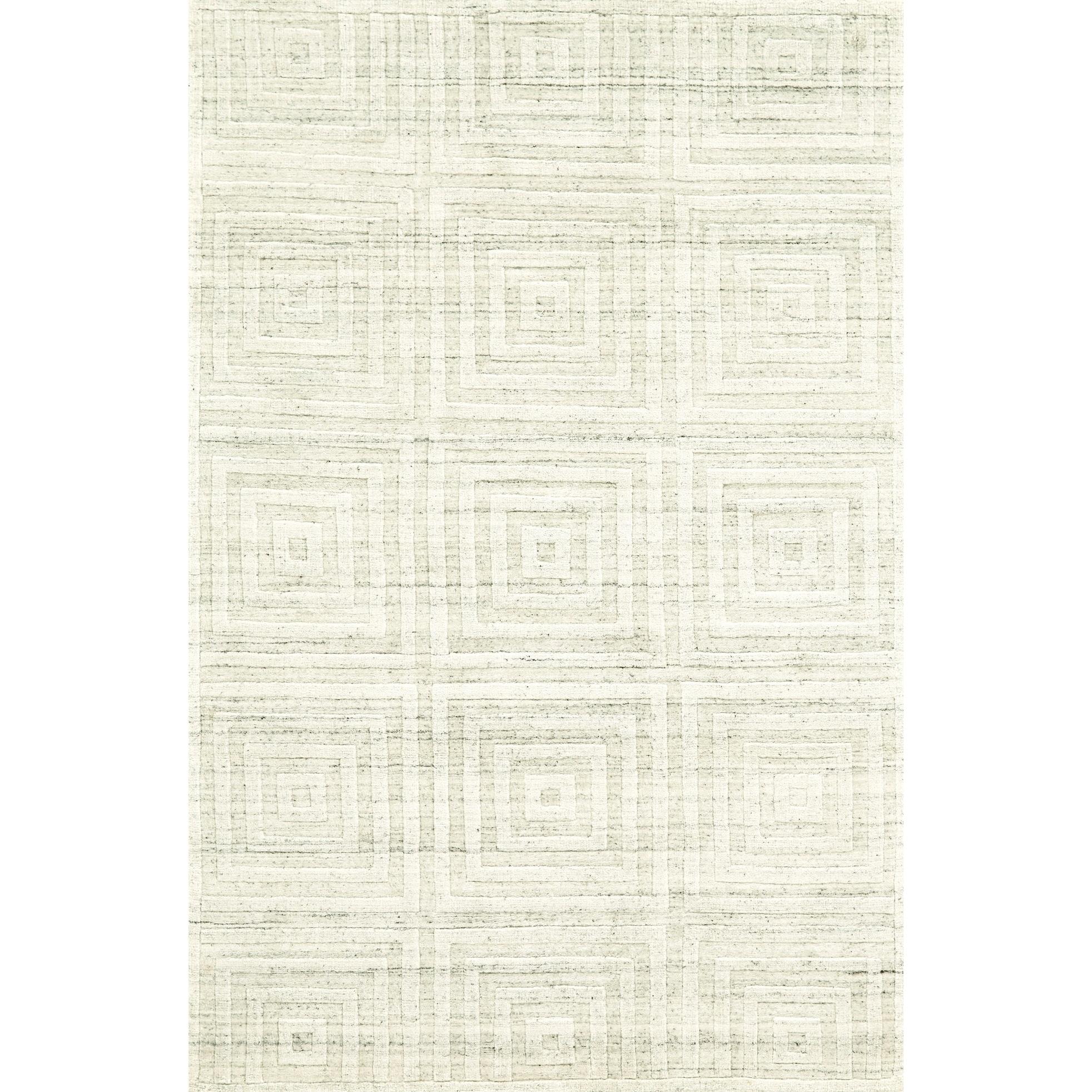 Grand Bazaar Savona Zinfandel Wool Rug - 86 x 116 (Zinfandel - 86 x 116)