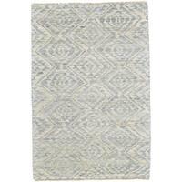 """Grand Bazaar Shadan Mist Wool Rug - 9'6"""" x 13'6"""""""