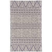 Grand Bazaar Hillsdale Pearl/ Gray Wool Rug - 9'6 x 13'6