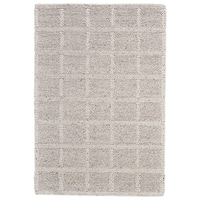 Grand Bazaar Genet Ivory Wool Area Rug - 8' x 11'
