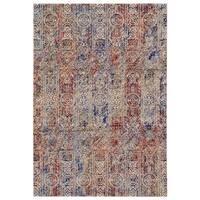 Grand Bazaar Pinston Multi Wool Rug - 10' x 13'