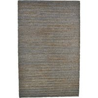 Grand Bazaar Knox Bluestone Wool Rug (9'-6 X 13'-6) - 9'6 x 13'6
