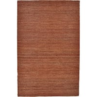 Grand Bazaar Knox Rust Area Rug - 9'6 x 13'6