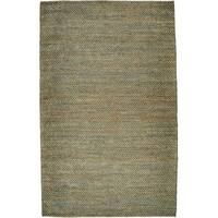Grand Bazaar Knox Teal Area Rug (9'6 x 13'6)