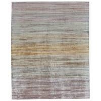 Grand Bazaar Rocero Pastel Wool Rug - 9'6 x 13'6