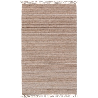 Grand Bazaar Orwell Sand Wool Rug (9' X 12') - 9' x 12'