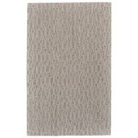 Grand Bazaar Fadden Ivory/Natural Wool Area Rug - 9'6 x 13'6