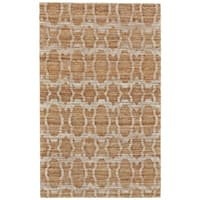 Grand Bazaar Lacombe Gold Area Rug - 8' x 11'
