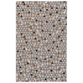 Grand Bazaar Canady Multi Wool Rug - 5' x 8'