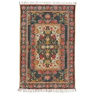 Grand Bazaar Cadot Multi Wool Rug - 5' x 8'