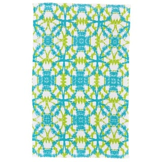 Grand Bazaar Key Lime Area Rug - 5' x 8'