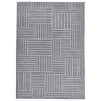 Grand Bazaar Speyer Gray/ Platium Wool Rug (10'-4 X 13'-6) - 10' x 14'