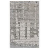 Grand Bazaar Edingburgh Grey/ Taupe Area Rug - 8' x 11'