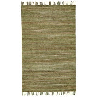 Grand Bazaar Crestwood Mist Wool Rug (8' X 10') - 8' x 10'