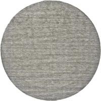 Grand Bazaar Celano Light Gray Wool Rug - 10' x 10'