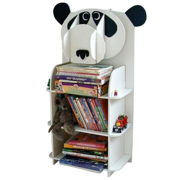 Little Colorado Playful Panda Bookcase