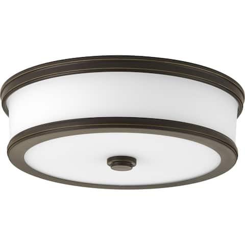 Bezel LED Flush Mount