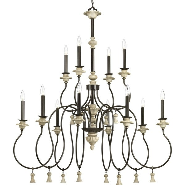 Bergamo Twelve-Light Chandelier