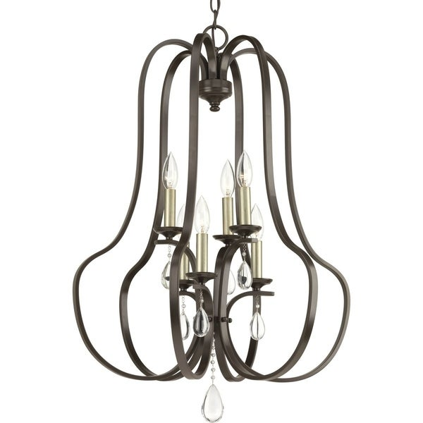 Anjoux Six-Light Pendant