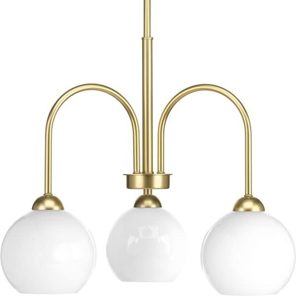 Carisa Three-Light Chandelier