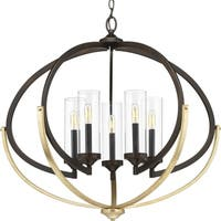 Evoke Five-Light Chandelier