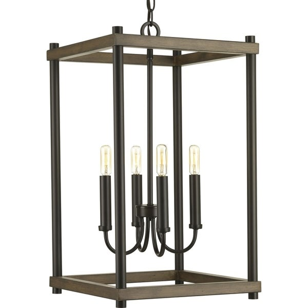 Progress Lighting Fontayne Four-Light Pendant