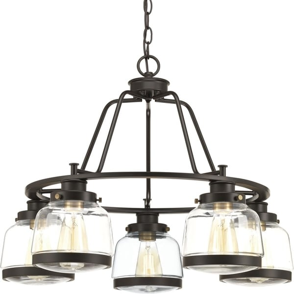 Judson Five-Light Chandelier