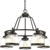 Progress Lighting Judson Five-Light Chandelier