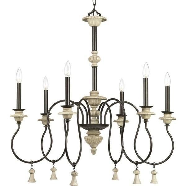 Bergamo Six-Light Chandelier