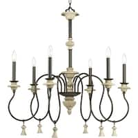 Bergamo Six-Light Chandelier