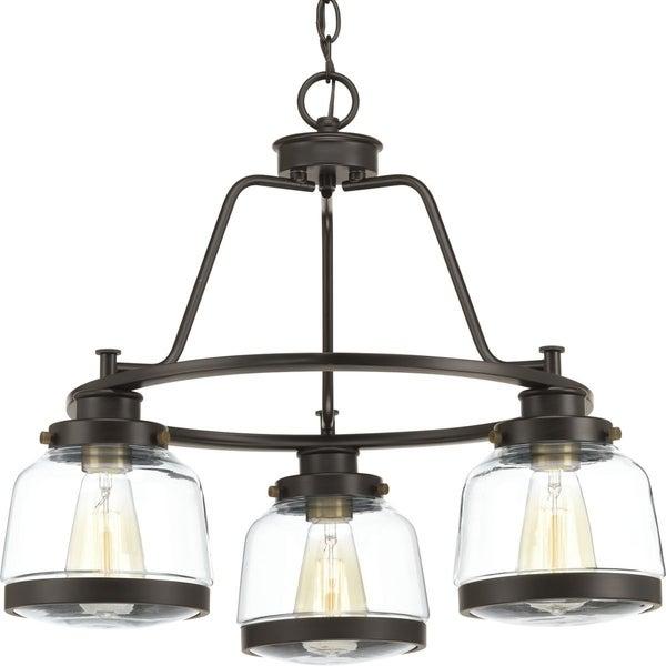 Judson Three-Light Chandelier