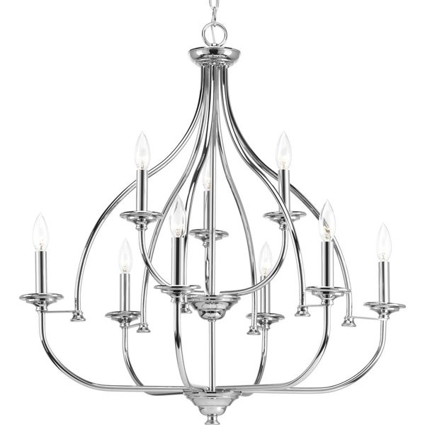 Tinsley Nine-Light Chandelier